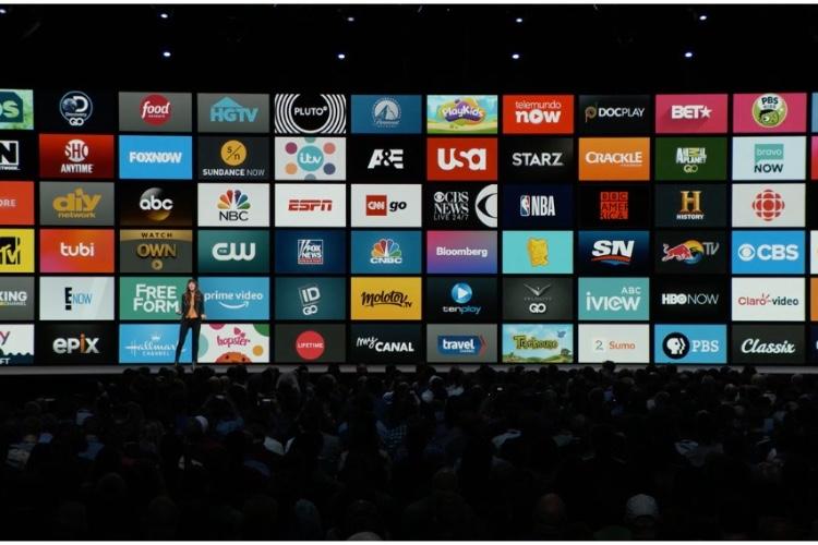 tvOS : Dolby Atmos et économiseurs d'écran améliorés