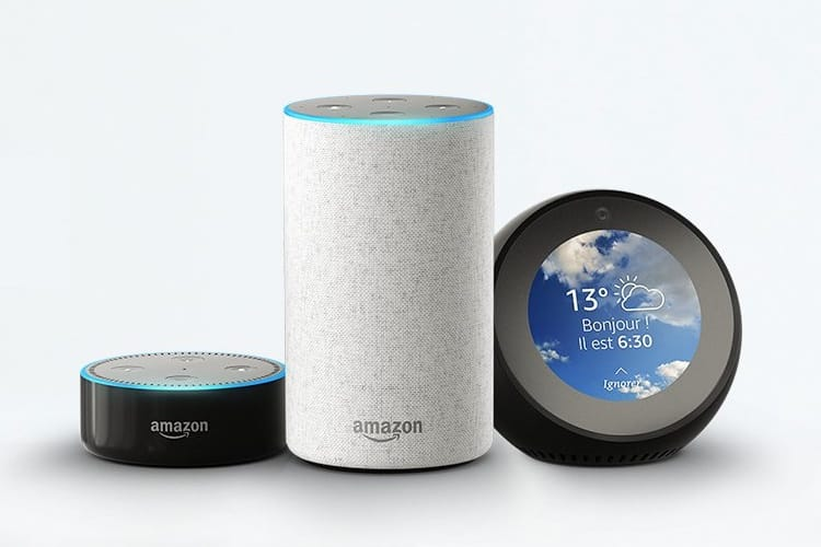 Amazon lance ses enceintes Echo en France