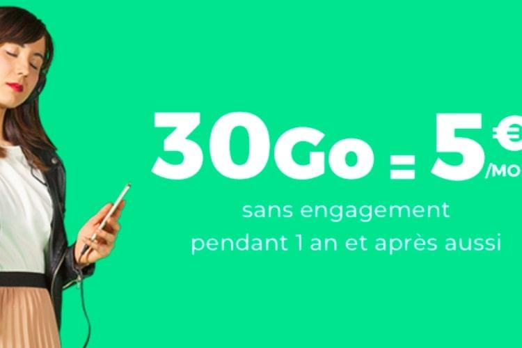 Tous les opérateurs proposent des promos à 5€/mois [MAJ]