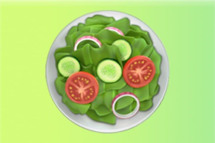 Émoji 🥗 : la nouvelle salade végétalienne de Google ajoute un peu de tristesse au menu
