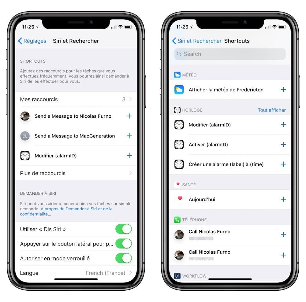 iPhone iOS 11 : activer ou désactiver localiser mon iPhone