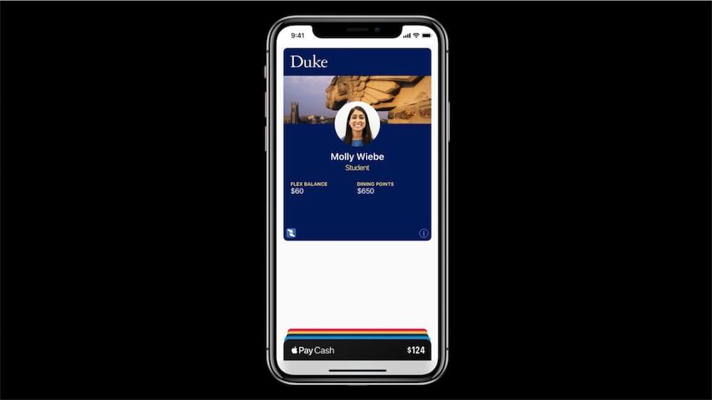 Un Student ID Dans Wallet Lune Des Annonces Qui A Cree Beaucoup De Confusion Sur La NFC IOS 12