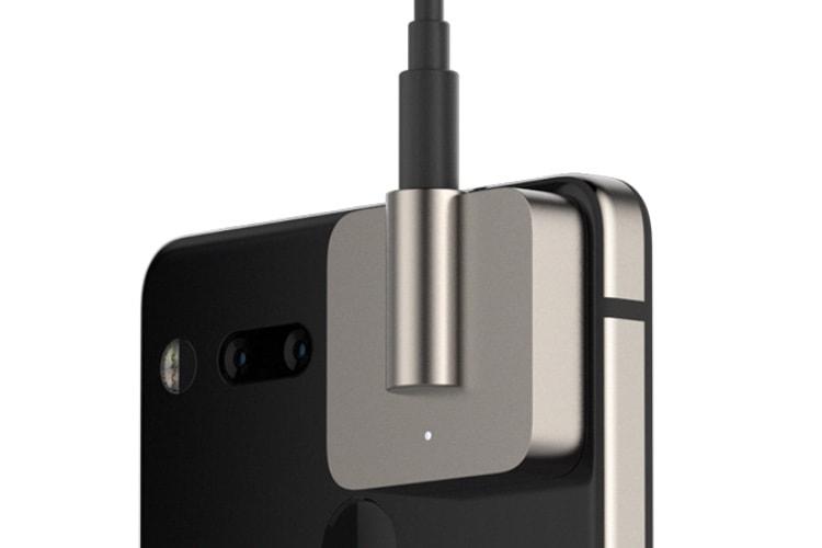 Un dongle jack magnétique pour l'Essential Phone