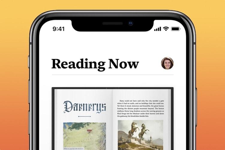 iOS 12: aperçu d'Apple Books, un succès de librairie