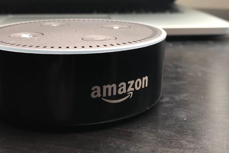 Premier coup d'œil sur les enceintes Echo et Echo Dot d'Amazon