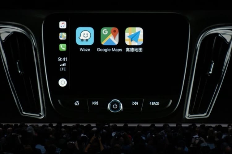 iOS 12 : Waze confirme son intention de s'installer dans CarPlay