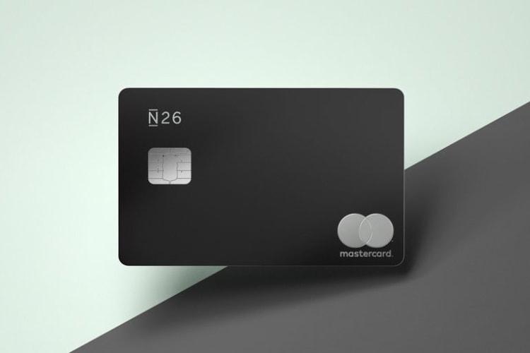 N26 Metal: une carte en métal et quelques avantages en plus pour 16,90€/mois