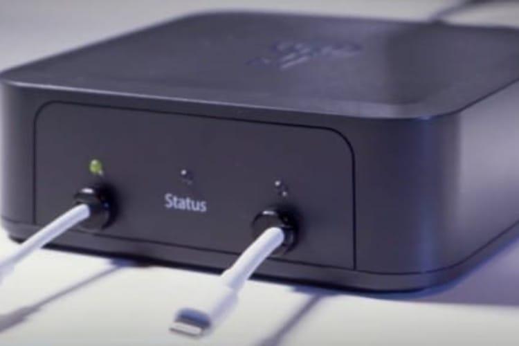 Blocage des accessoires USB : déjà une parade chez Grayshift