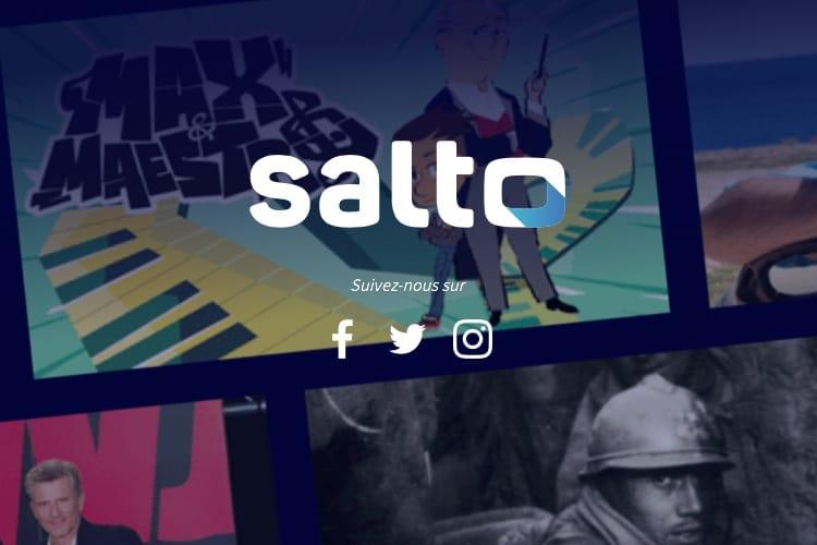 SALTO : France Télévisions, TF1 et M6 lancent leur plateforme commune de contenus