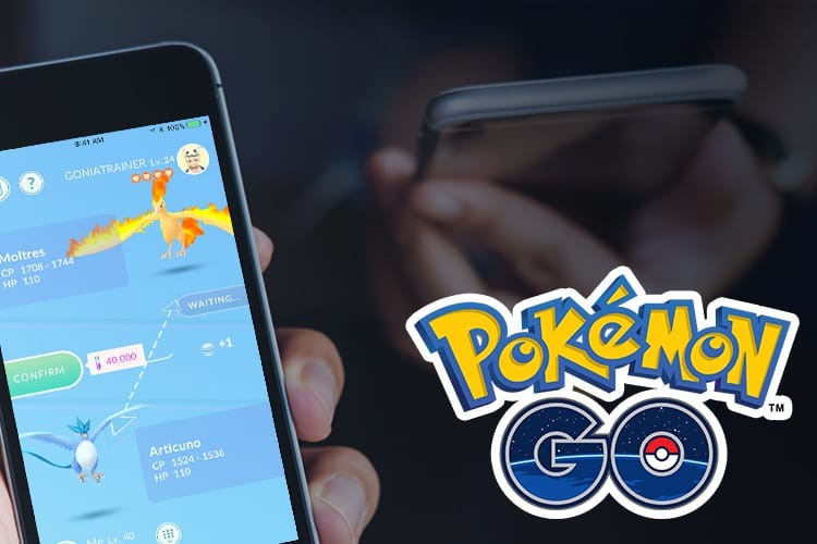 Pokémon GO : enfin les échanges de Pokémons avec ses amis
