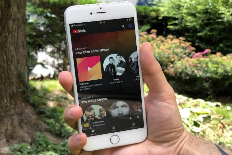 Musique et contenus : première écoute de la nouvelle offre payante de YouTube