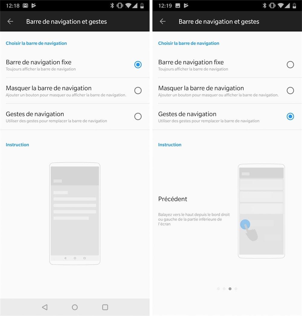De plus, on perd les possibilités d invoquer Google Assistant de partout et  de revenir à l application précédente en un tournemain. 3919300d535e