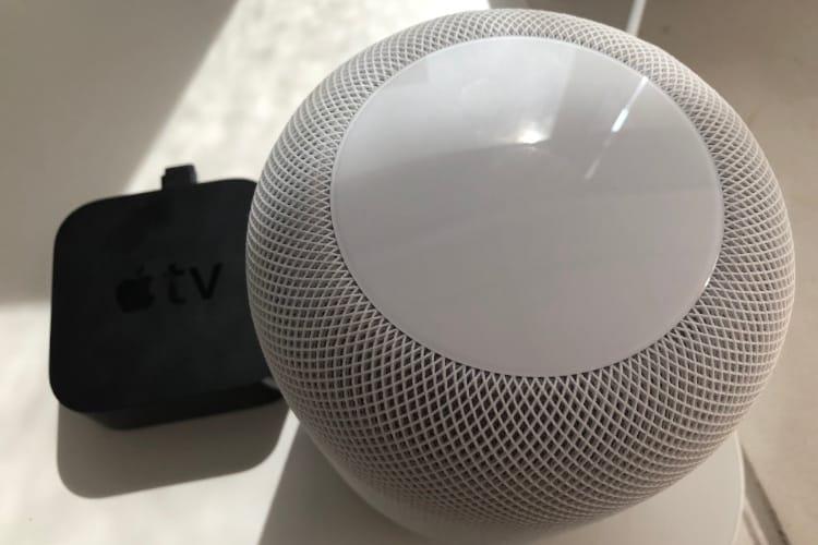 tvOS 12 : l'Apple TV passe d'un économiseur à un autre et garde le lien avec le HomePod
