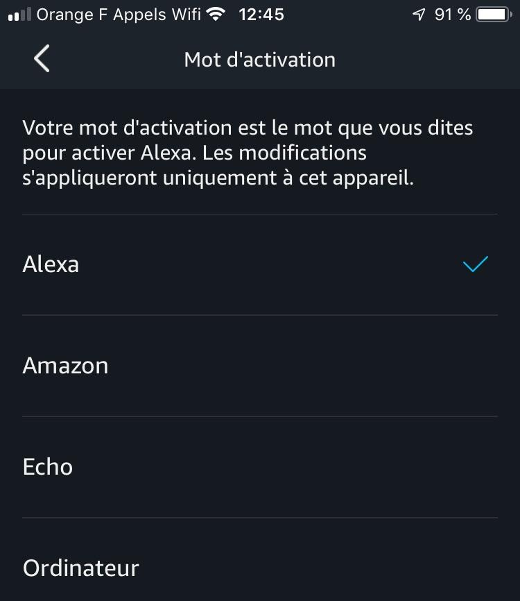 Les Choix Du Mot Dactivation Dans Lapp Et Ladmin Sur Le Web Listes Diffrent