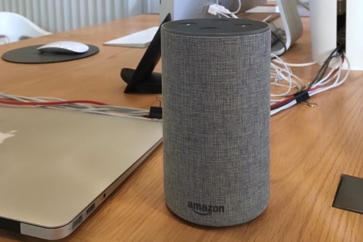 15 Jours Avec Alexa Et Une Enceinte Amazon Echo Igeneration