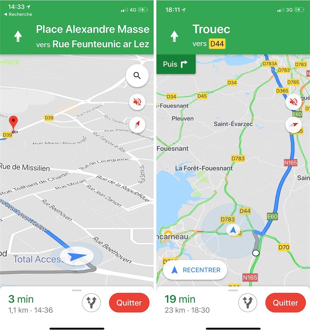 Façons de résoudre les problèmes de GPS iPhone