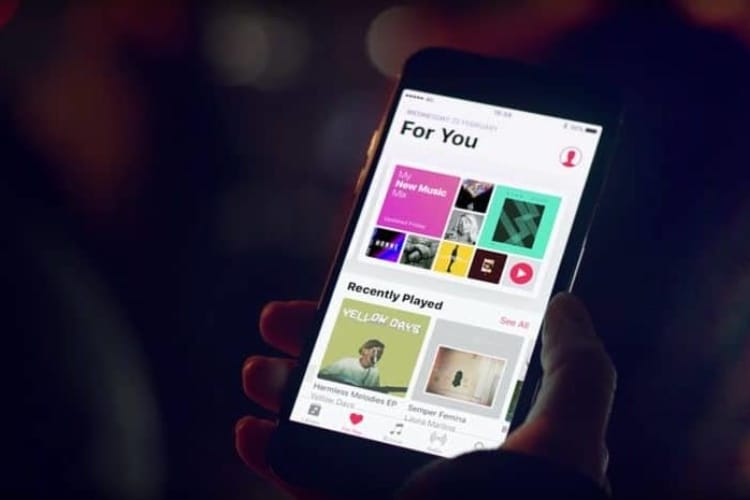 Apple tourne autour de l'idée d'un abonnement unique pour la musique, les contenus vidéo et l'actu