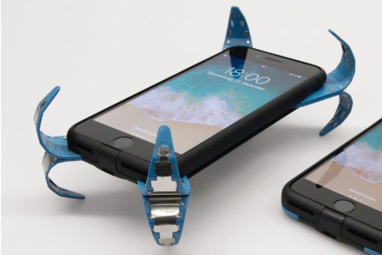 Cet étui à ressort peut sauver votre iPhone