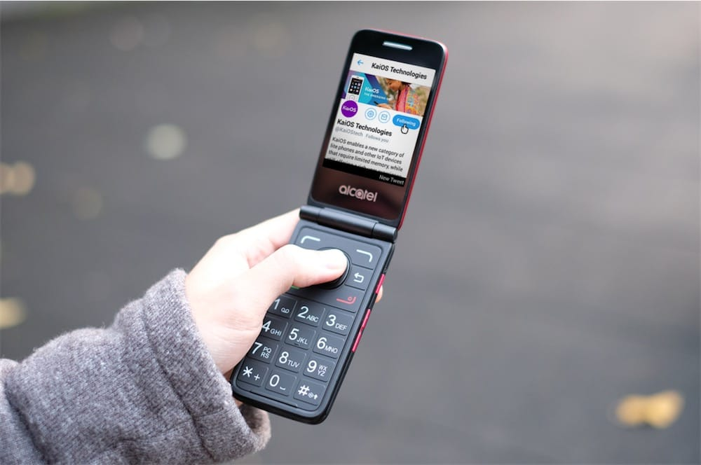 Google met 22M$ dans l'OS pour mobiles non-tactiles KaiOS