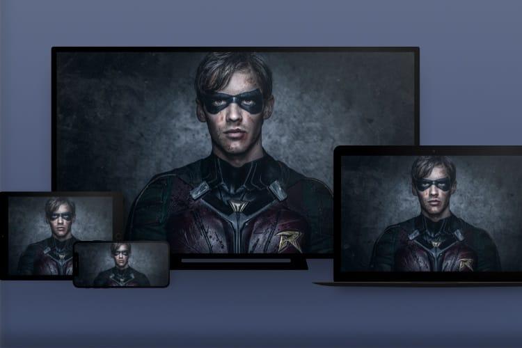 Superman, Batman, Wonder Woman et les héros DC dans une nouvelle offre de streaming