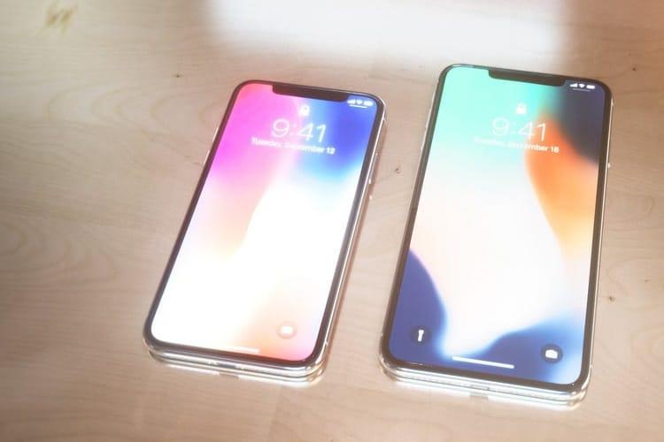 LG devrait bien fournir des écrans OLED pour un des iPhone X cette année