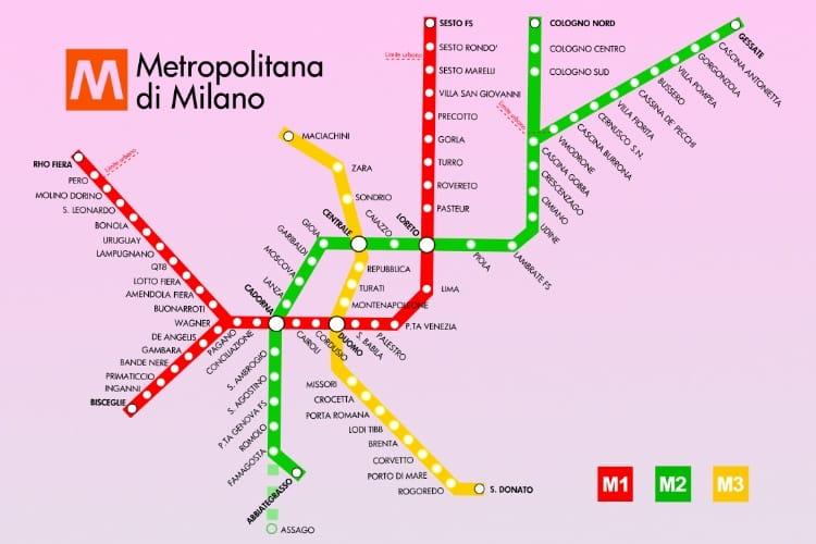 À Milan, le métro accepte Apple Pay