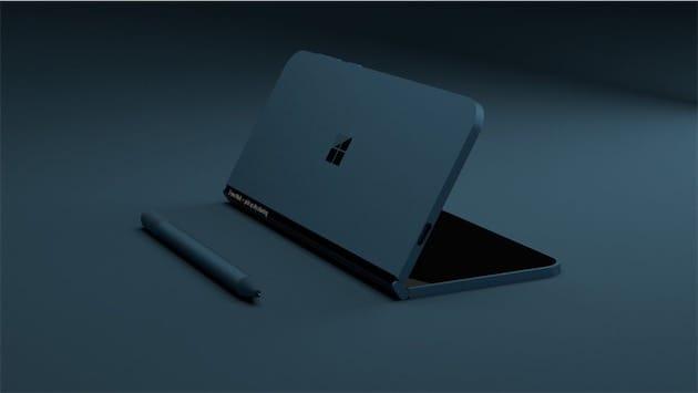 Microsoft prépare un produit Surface pliable avec deux écrans