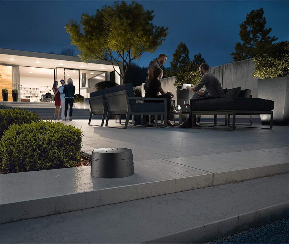 Devolo commercialise un relais Wi-Fi à poser au milieu du jardin ...