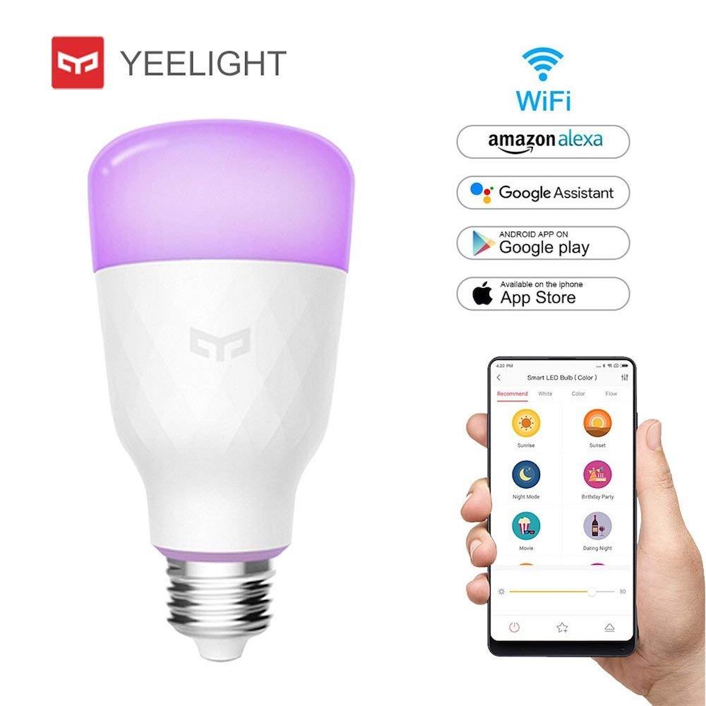 Et 29 Promos Ampoule Connectée À € 12 AlexaPrise gvYfyI76b
