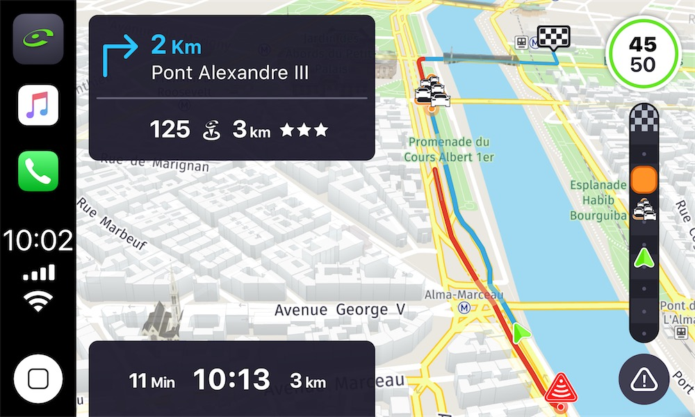 iOS 12 et CarPlay : le point sur les apps de navigation | iGeneration