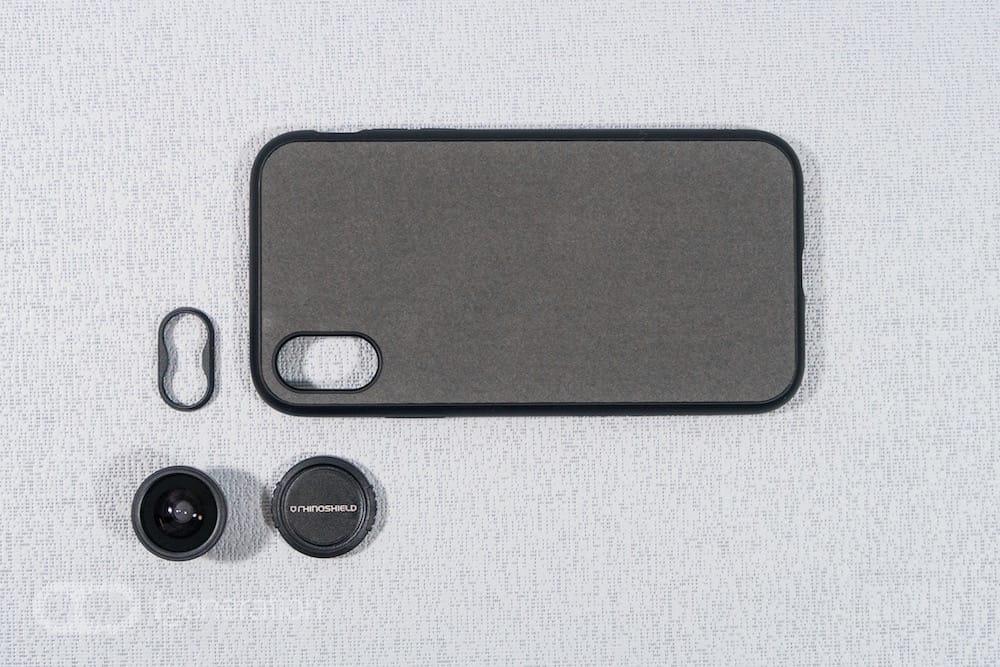 coque objectif iphone 6