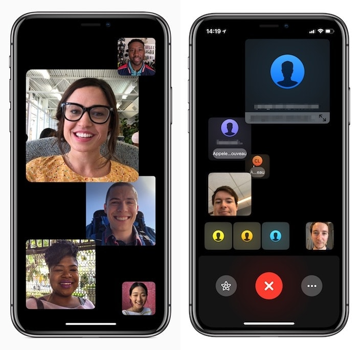 IOS 12 et macOS Mojave : Apple repousse FaceTime de groupe