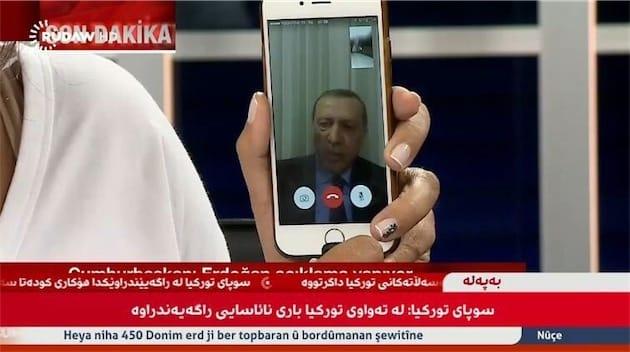 Erdogan annonce le boycott des produits électroniques américains