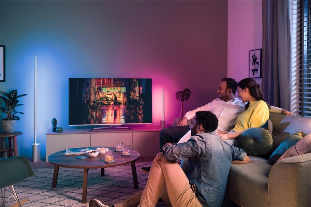 Signal Et Play Des Barres Lumineuses Philips Hue Pour La Maison