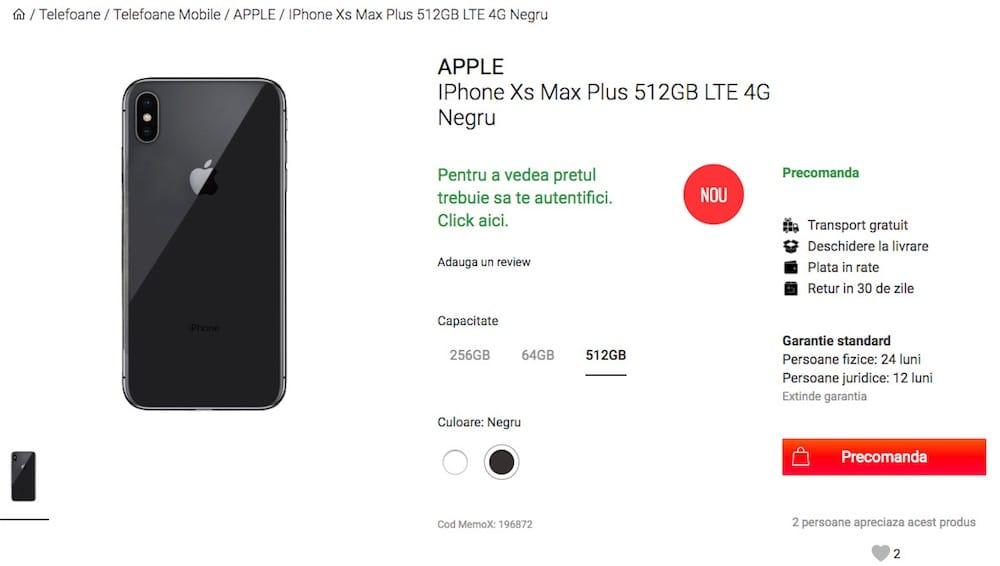 IPhone XS : le prix du prochain bijou Apple, dévoilé ?