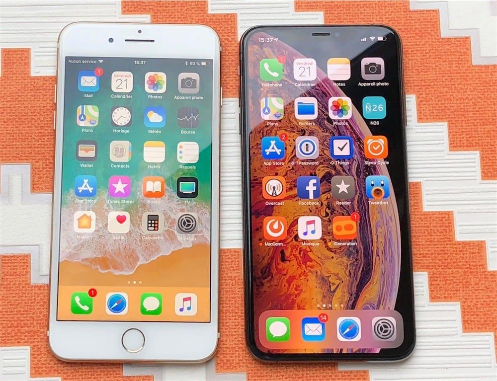 foto de DisplayMate : l'écran de l'iPhone XS Max est un « joyau de la ...